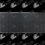 户外表贴Q10/2扫LED彩色屏